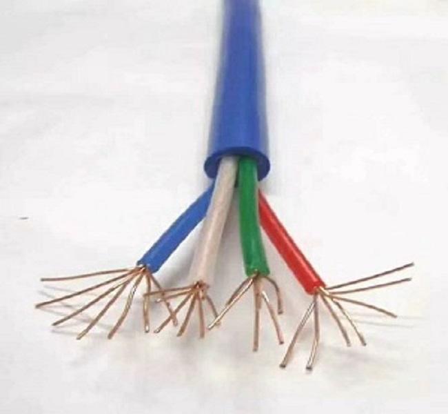 滦县ZR-VVR阻燃软电力电缆规格