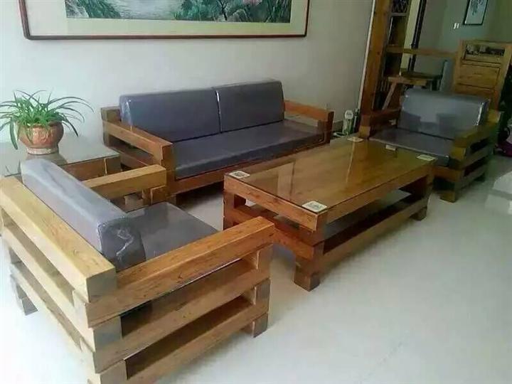 品牌:龙潭新中式实木家具沙发品牌