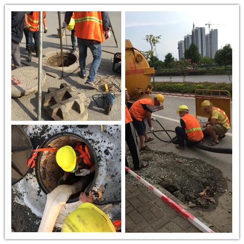 无锡新区工业区地下管道检测公司资质公司