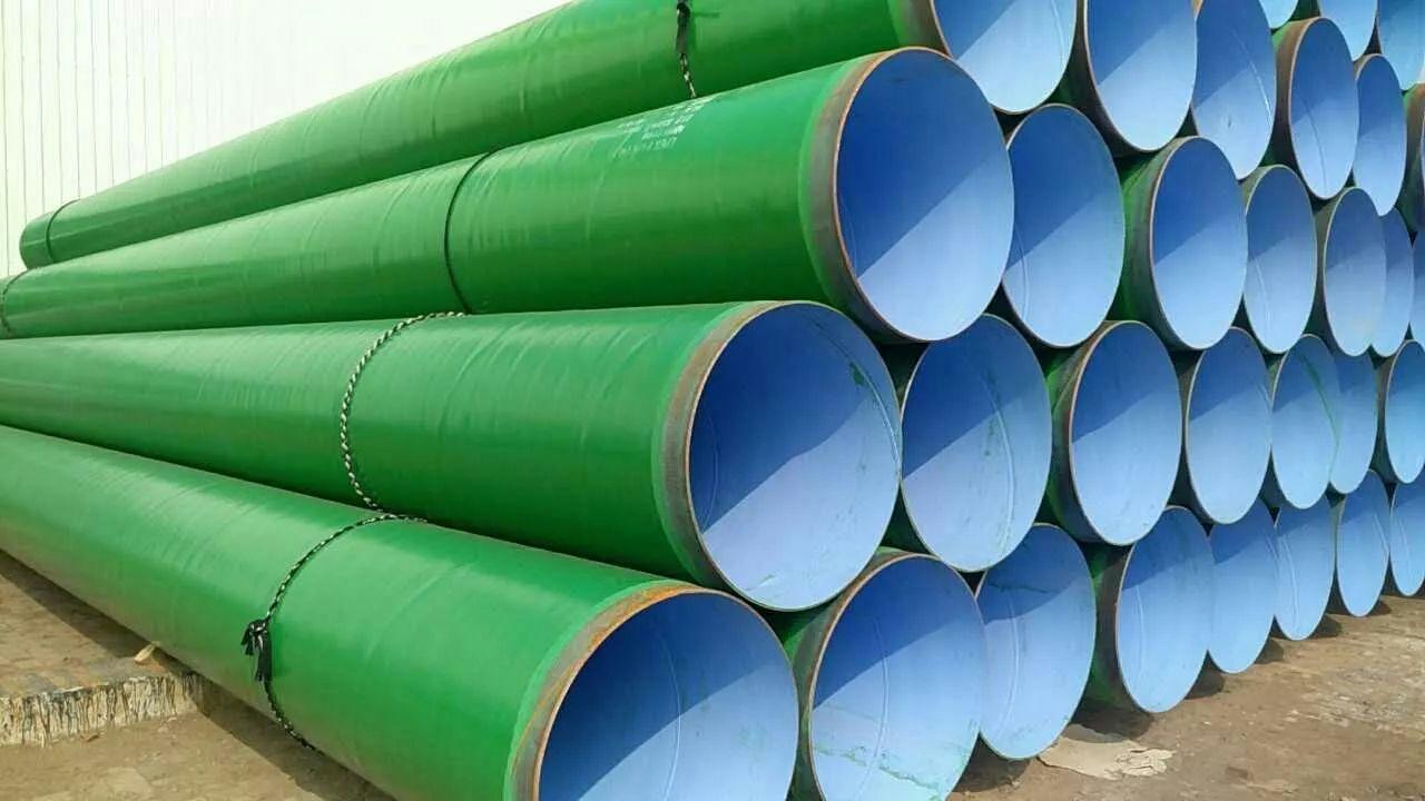 3pe防腐螺旋焊接钢管厂家报价信阳