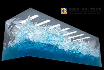 河北省秦皇岛市三维立体动画案例展示