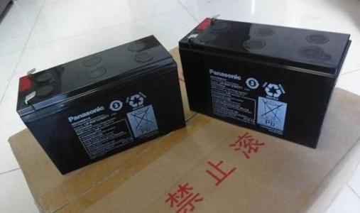 松下蓄电池LC-PM12100 12v100ah厂家直供-保山
