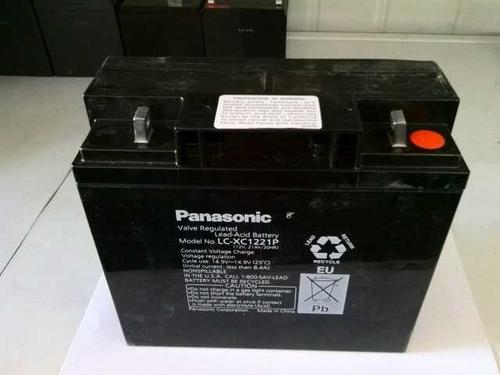 林芝松下蓄电池LC-P122R2 12v2.2ah厂家电话
